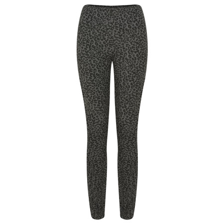 Sandwich Clothing Leopard Print Leggings - Grey