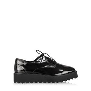 Tamaris  Margot Flatform Patent Shoes