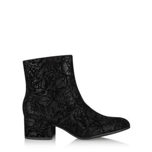 Marco Tozzi Nadine Brocade Ankle Boot