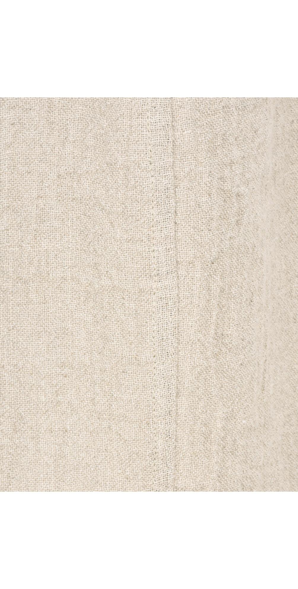 Sleeveless Linen Top main image
