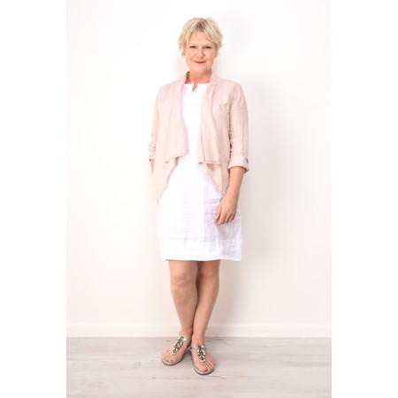 Arka Carina Linen Jacket  - Pink