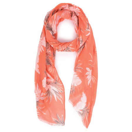 Soyaconcept Taban Printed Scarf - Pink