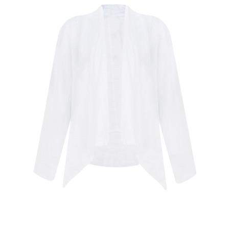 Arka Carina Linen Jacket  - White