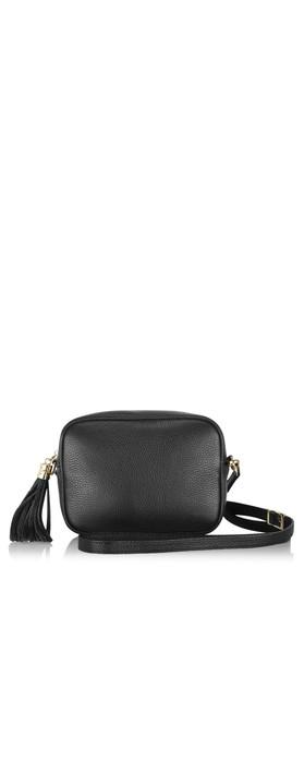 Gemini Label Bags Connie Cross Body Bag Black
