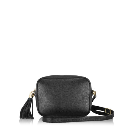 Gemini Label Bags Connie Cross Body Bag - Black