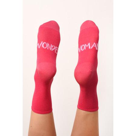 Universe of Us Wonder Woman Socks - Pink