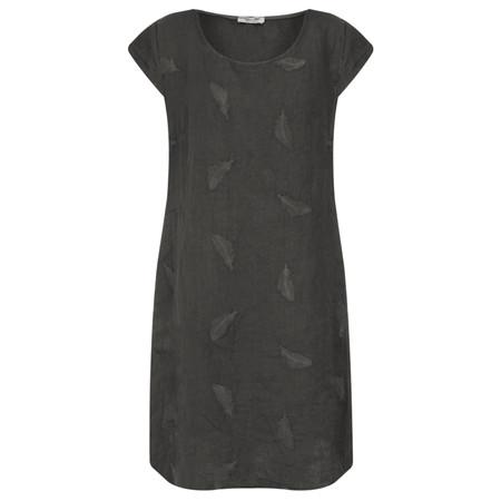 TOC  Plumia Linen Dress - Black