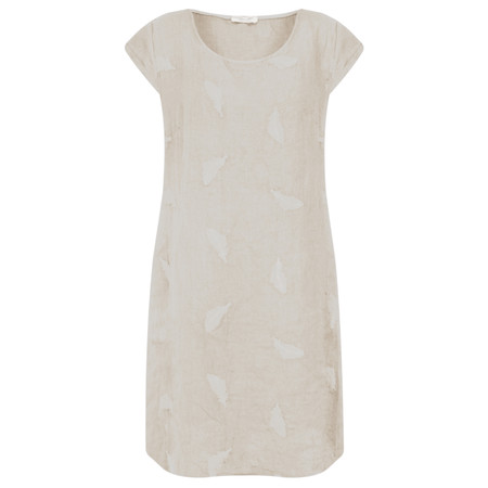 TOC  Plumia Linen Dress - Beige