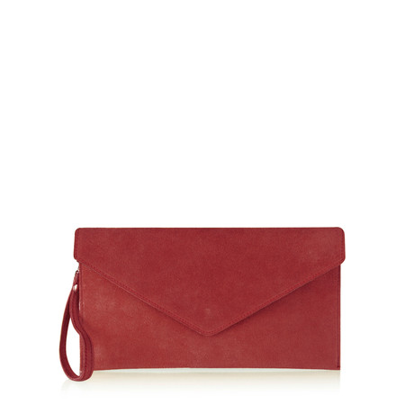 Gemini Label Paluzza Handbag - Red