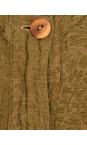 Grizas Golden Khaki Suren Flower Print Jacket