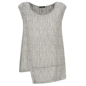 Grizas Kamile Solid Crinkle Cami