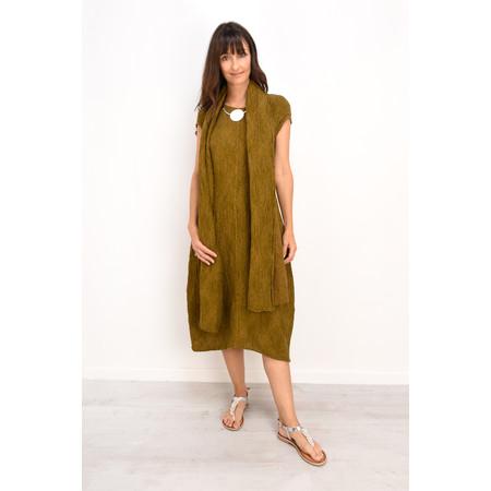 Grizas Jytte Flower Print Dress - Beige