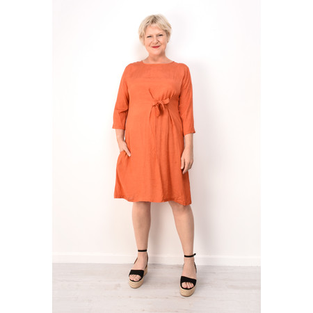 Masai Clothing Nonie Dress - Orange
