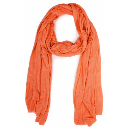 Masai Clothing Amega Scarf - Orange