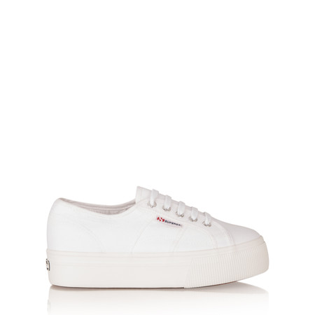 Superga 2790 Linea Up Down - White