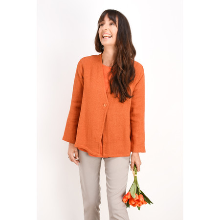 Masai Clothing Josefa Jacket - Orange