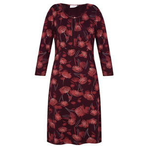 Adini Allium Print Lillie Dress