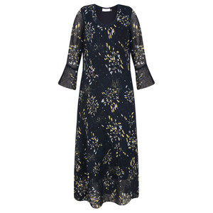 Adini Twilight Print Twilight Dress