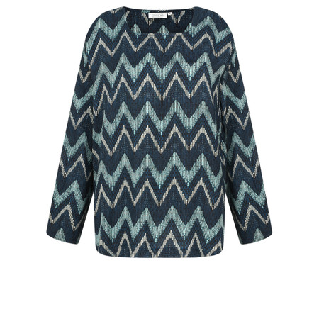 Masai Clothing Bea Top - Blue