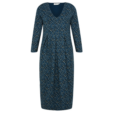 Masai Clothing Ninet Dress - Blue