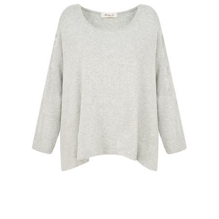 Mama B Siena Knit Top - Metallic