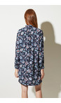 Great Plains Midnight Combo Moray Floral Smock Dress