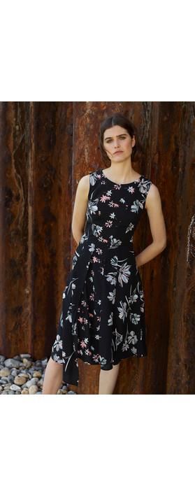 Great Plains Camilla Bloom Panel Dress Sweet Blush Multi