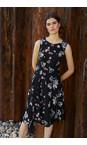Great Plains Sweet Blush Multi Camilla Bloom Panel Dress