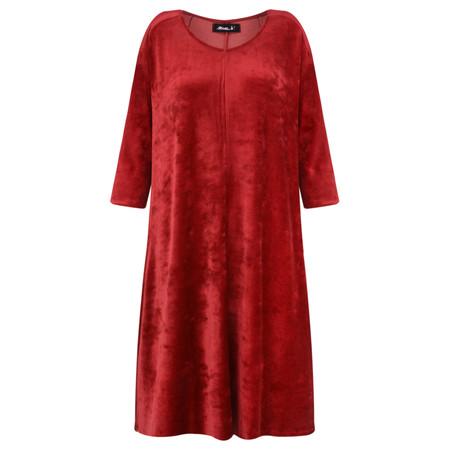 Mama B Abano Dress - Red