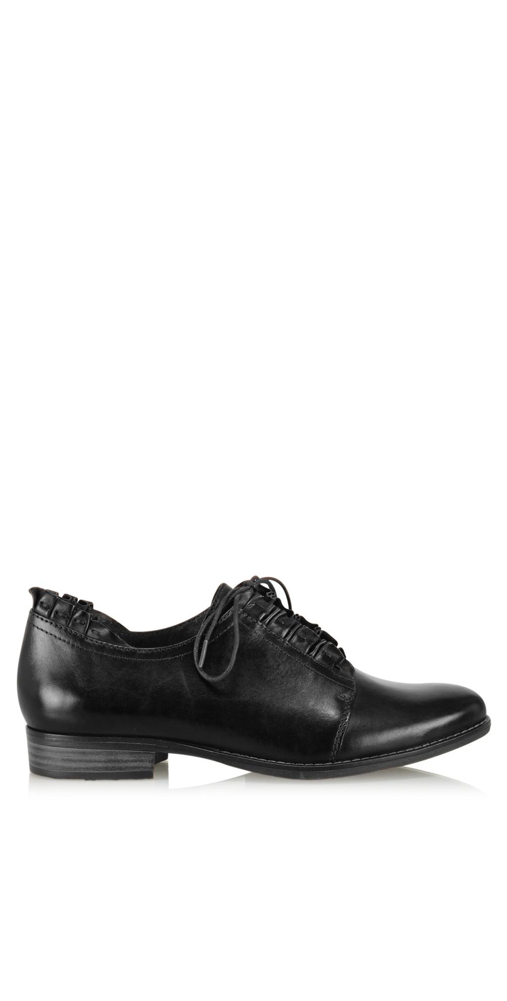 Eleanor Ruffle Shoe main image