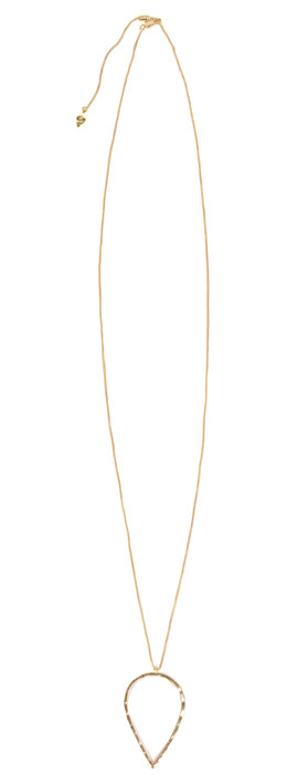 Tutti&Co Soul Necklace  Gold