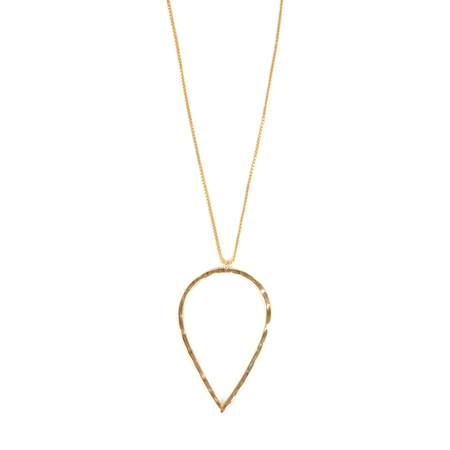 Tutti&Co Soul Necklace  - Gold