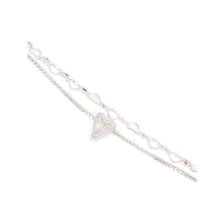 Tutti&Co Faith Bracelet - Metallic