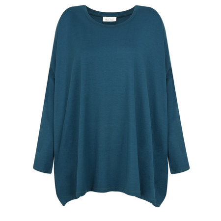 Masai Clothing Diona Top - Blue