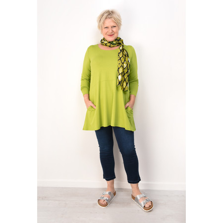 Masai Clothing Grizelda Tunic - Green