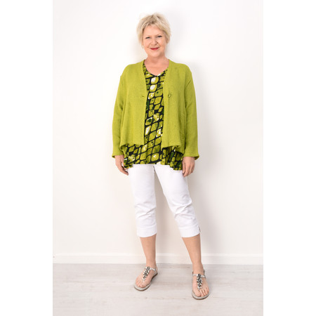 Masai Clothing Josefa Jacket - Green