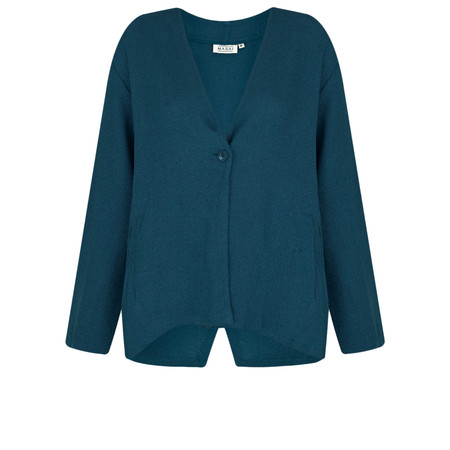 Masai Clothing Josefa Jacket - Blue
