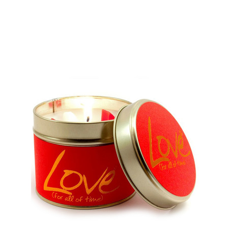 Lily-Flame Ltd. Love Tin - Transparent