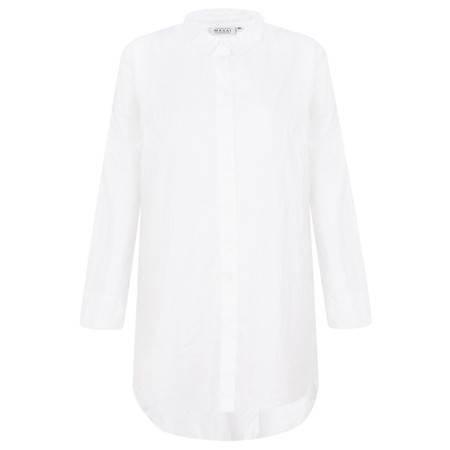 Masai Clothing Indissa Blouse - White
