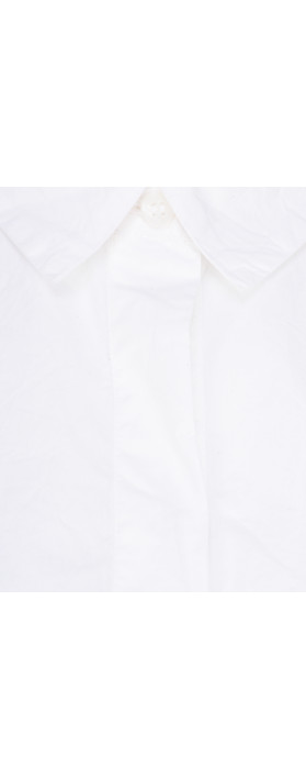Masai Clothing Indissa Blouse White