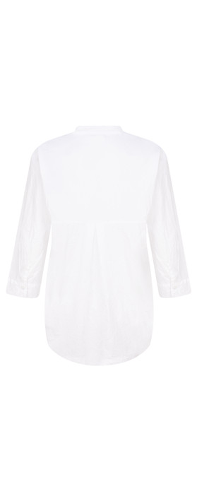 Masai Clothing Impus Blouse White