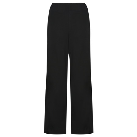 Myti by Myrine Jersey Crepe Trousers - Black