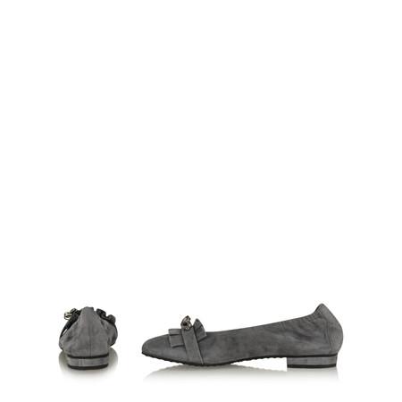 Kennel Und Schmenger Malu Fringe Pump - Grey