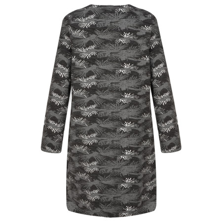 Adini Fossil Weave Nina Coat - Grey
