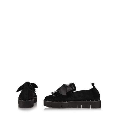 Kennel Und Schmenger Malu XXL Fringe Shoe - Black
