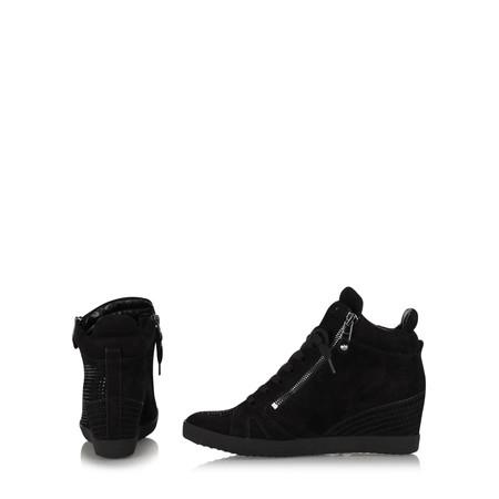 Kennel Und Schmenger Soho Trainer Shoe - Black