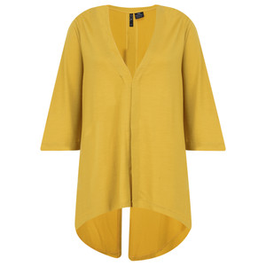 Foil Merino Wool Top