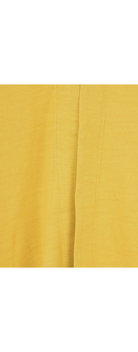 Foil Merino Wool Top Turmeric