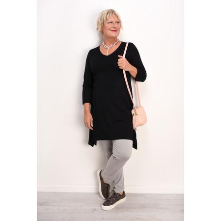 Masai Clothing Grazia Jersey Tunic - Black