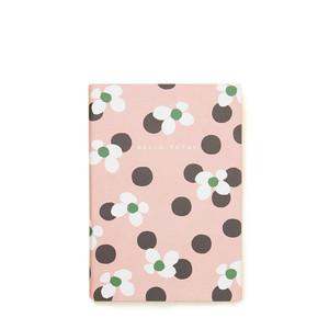 Caroline Gardner Floral Spot Casebound Notebook